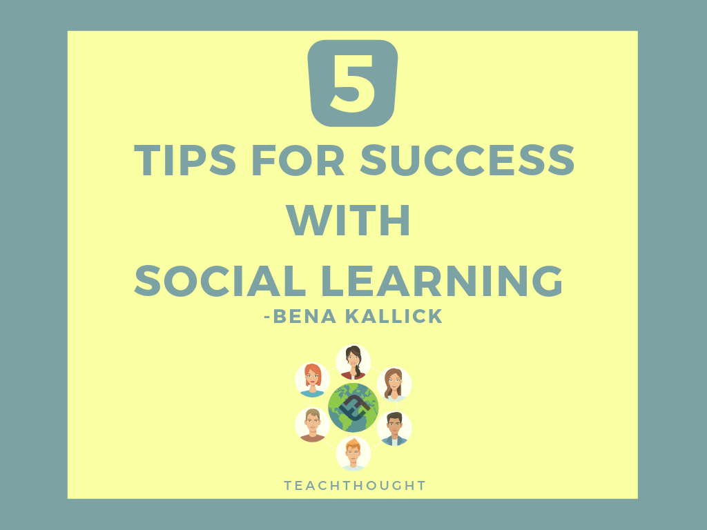 5 tips for success with social learning