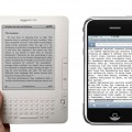 Kindle and iPhone