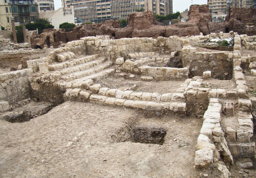 This Is What A 2,000 Year-Old Lecture Hall Looks Like