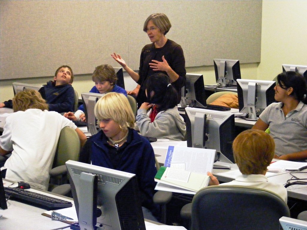 The Flipped Classroom Turns Around An At-Risk, Failing School