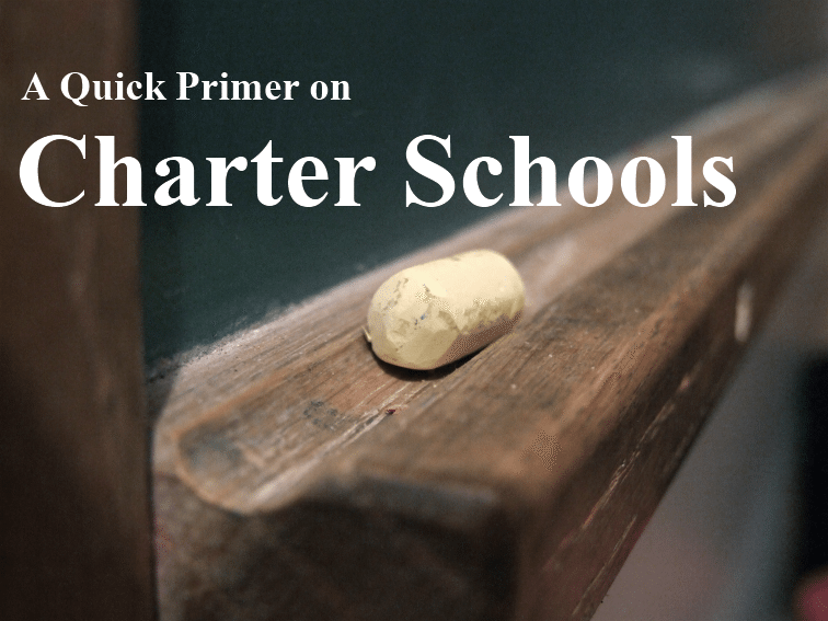 CHARTER SCHOOL GRAVY TRAIN & TOTAL RUINATION OF AMERICAN EDUCATION Part 1