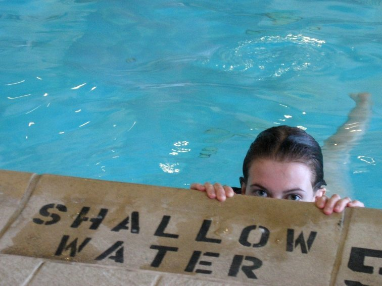 shallow-water