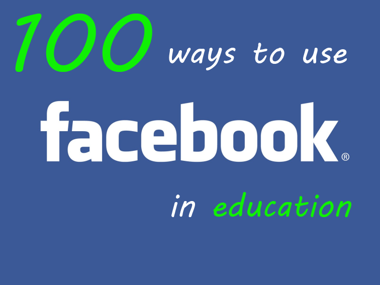 Facebook in education 756 567