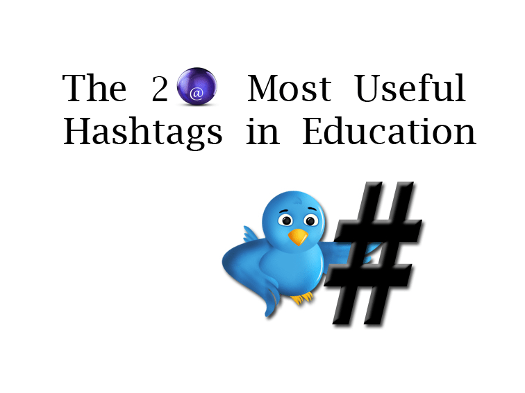 useful-education-hashtags