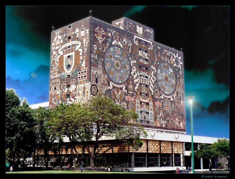 The National Autonomous University of Mexico