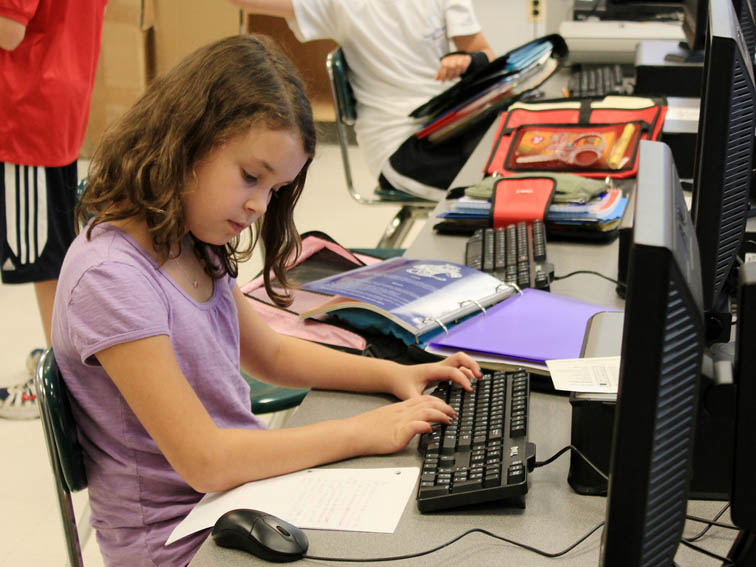 Teaching Writing With Technology? Blogging, Blogging, Blogging