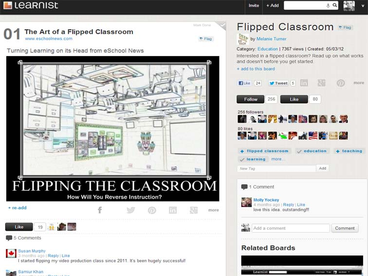 learnist-flipped-classroom