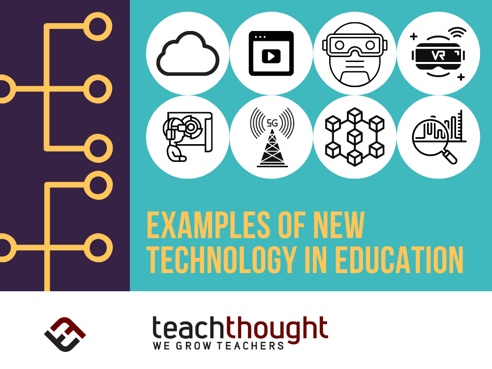 new technology in education