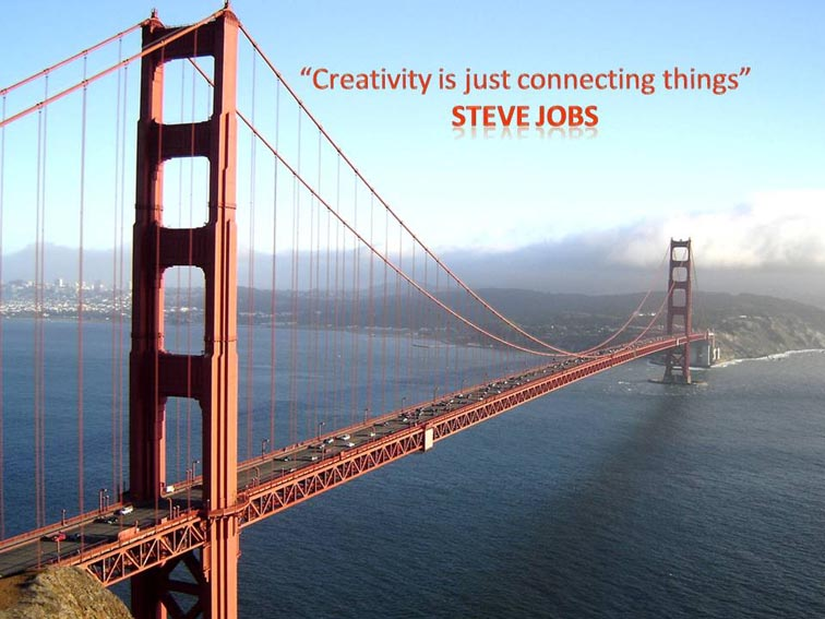creativity-connecting-things