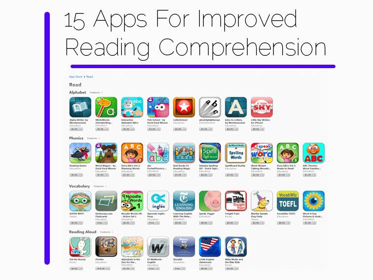 15 Of The Best Educational Apps For Improved Reading ...
