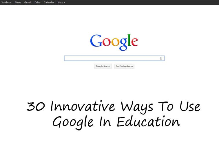 google-search-in-education