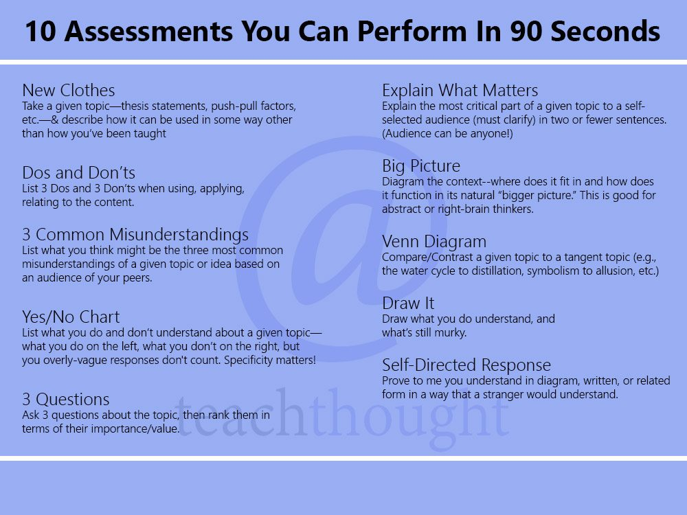 10-assessment-90-seconds