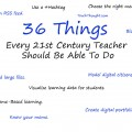 36-things-21st-century-teacher