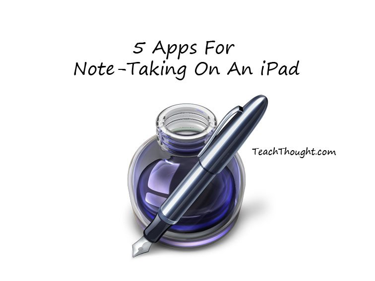 5-note-taking-apps-for-ipad