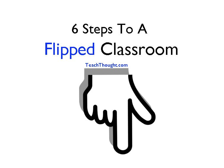7 Steps To A Flipped Classroom