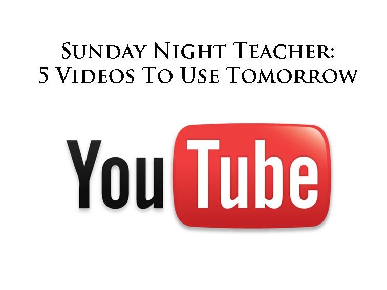 sunday-night-teacher-5-videos