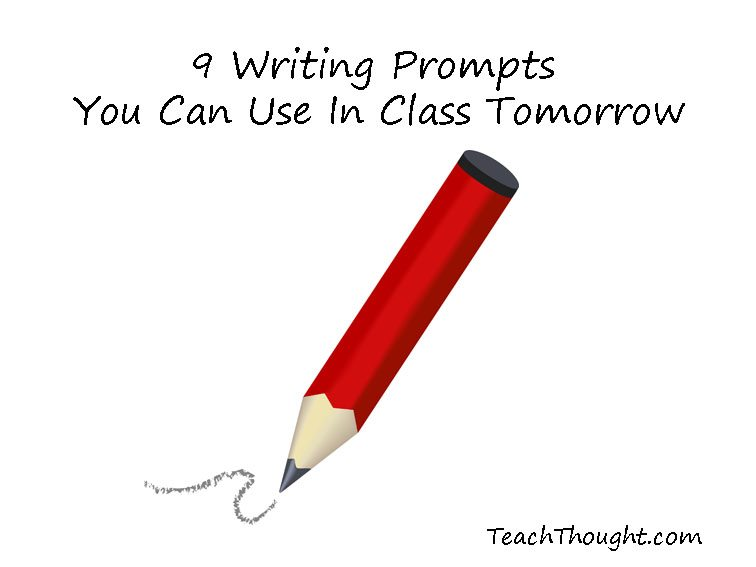 teacher writing prompts Use this large list of spring and april writing prompts to help you create some fun journal writing topics for april for your elementary school students.