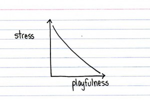 stress-playfulness