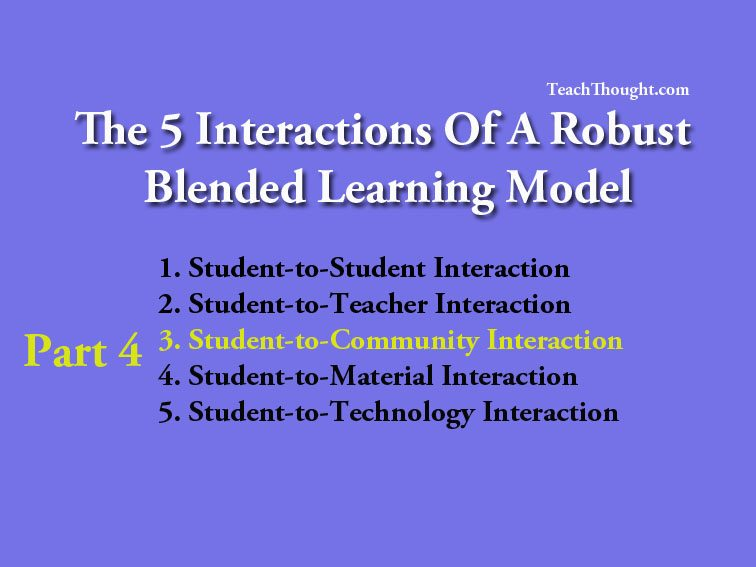 examining-blended-learning-models-student-to-community