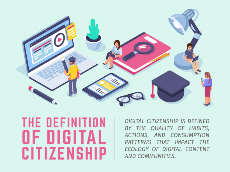 The Definition Of Digital Citizenship