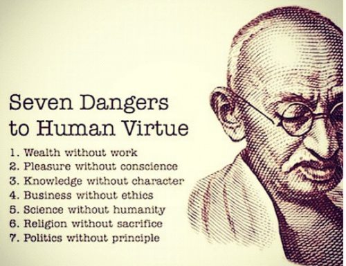 quotes on technology and moral values