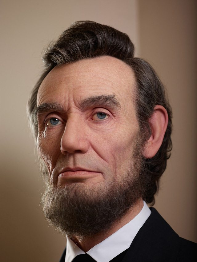 amazing-abraham-lincoln-sculpture
