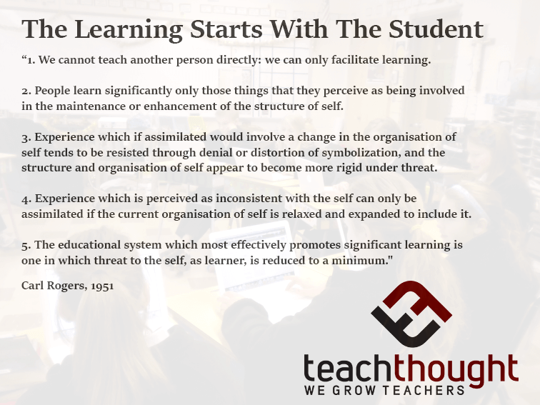 Five Hypotheses About Learning That Suggest Self-Directed Learning