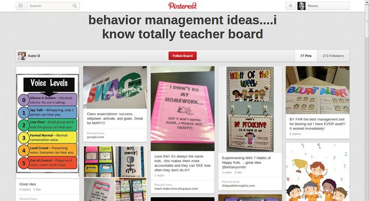 pinterest-classroom-management