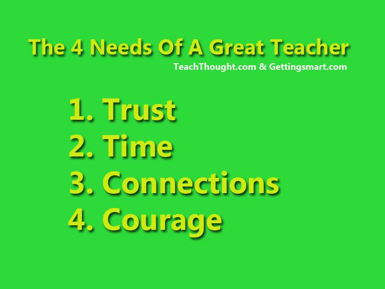 the-4-needs-of-a-great-teacher
