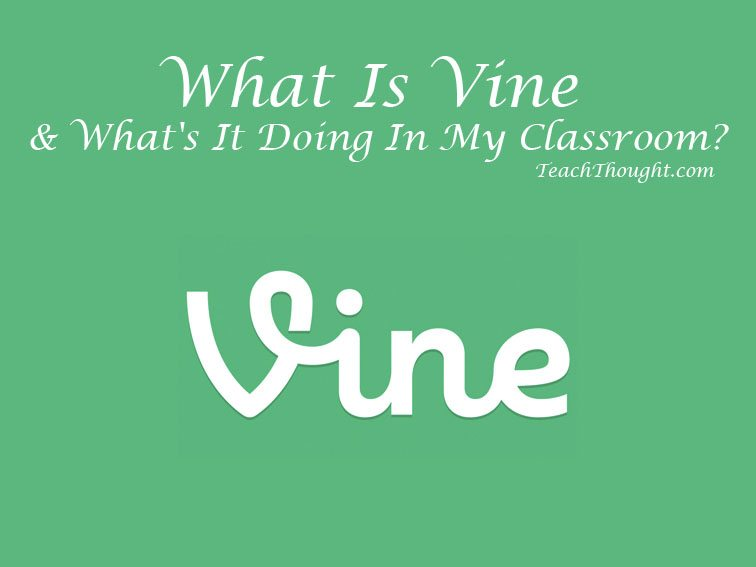 what-is-vine-in-the-classroom