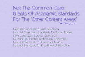 academic-standards-for-the-other-content-areas