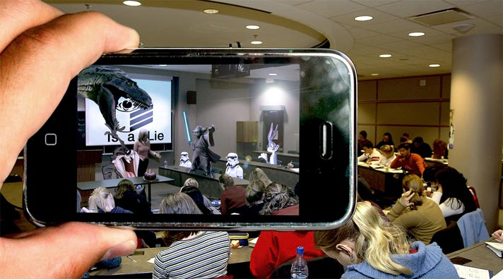 augmented reality software free