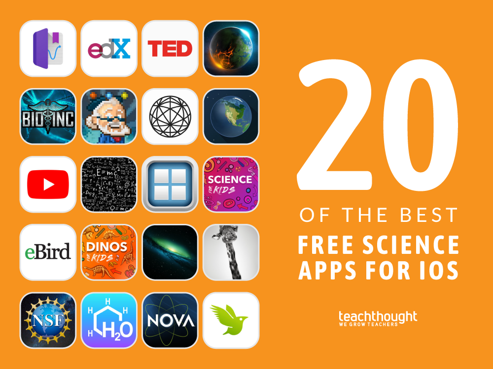 20 Of The Best Free Science Apps