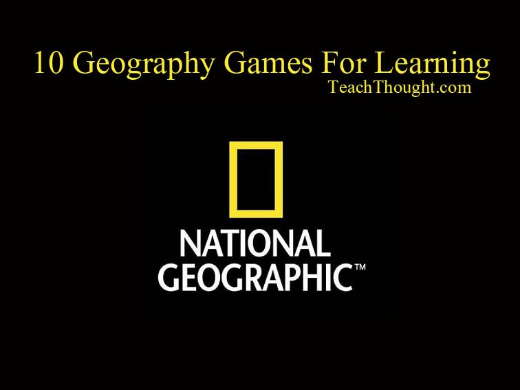 10 Geography Games For Learning