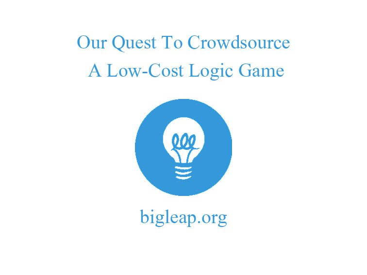 bigleap-logic-game