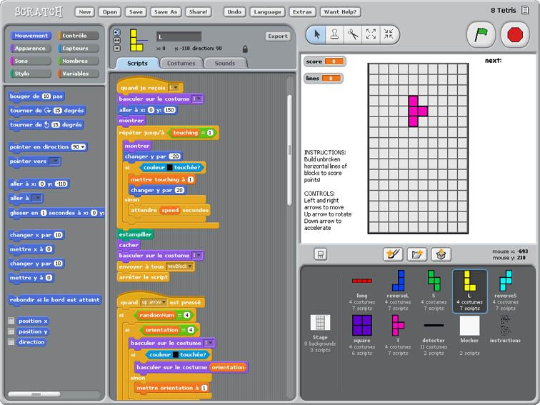 Coding In The Classroom: 10 Tools Students Can Use To Design