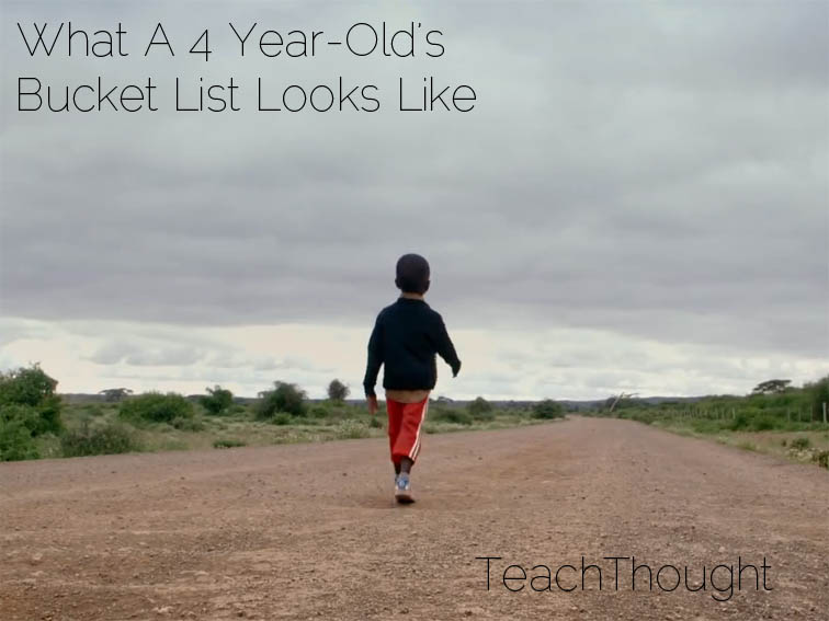 a-childs-bucket-list