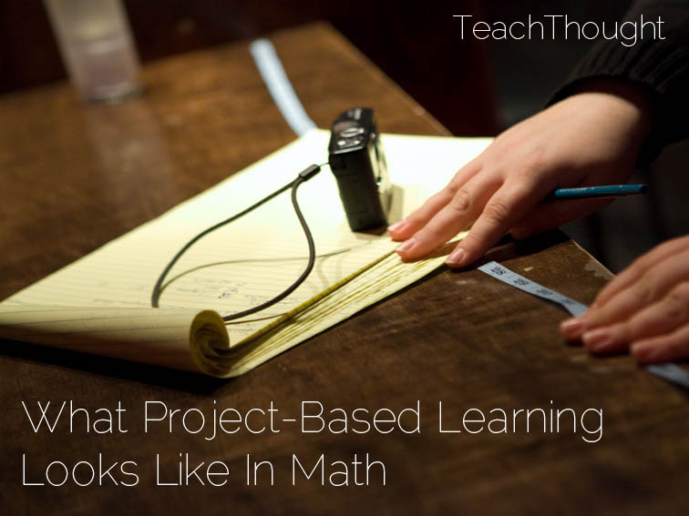 Project Based Learning In Math 6 Examples