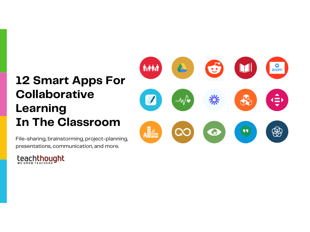 12 Smart Apps For Collaborative Learning In The Classroom