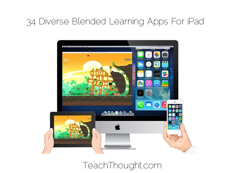 34 Diverse Blended Learning Apps For iPad