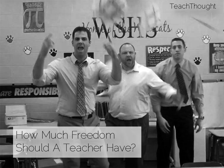 how-much-freedom-should-a-teacher-have