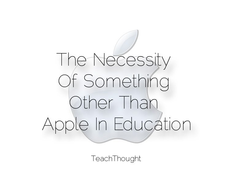 something-other-than-apple-in-education