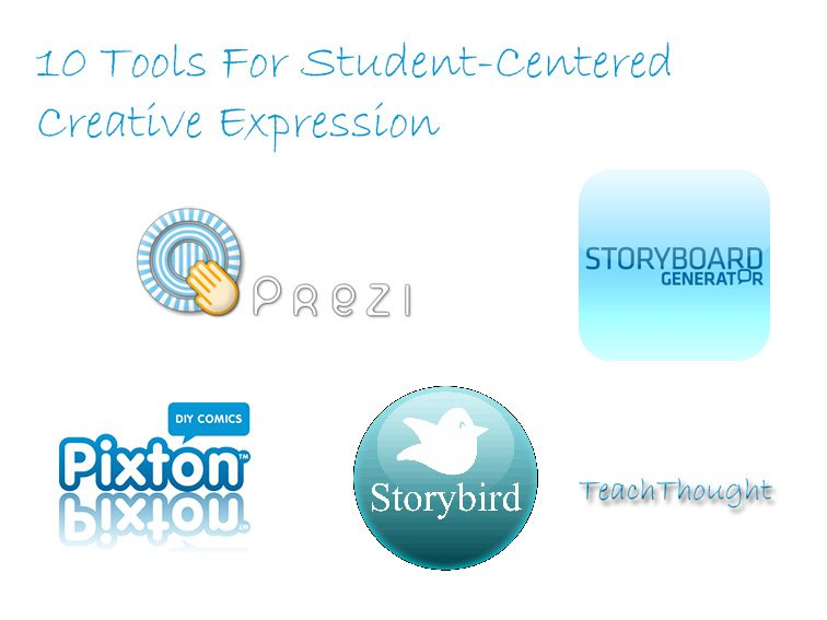 tools-for-student-centered-creative-expression