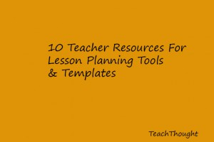 resources-teachers-lesson-templates