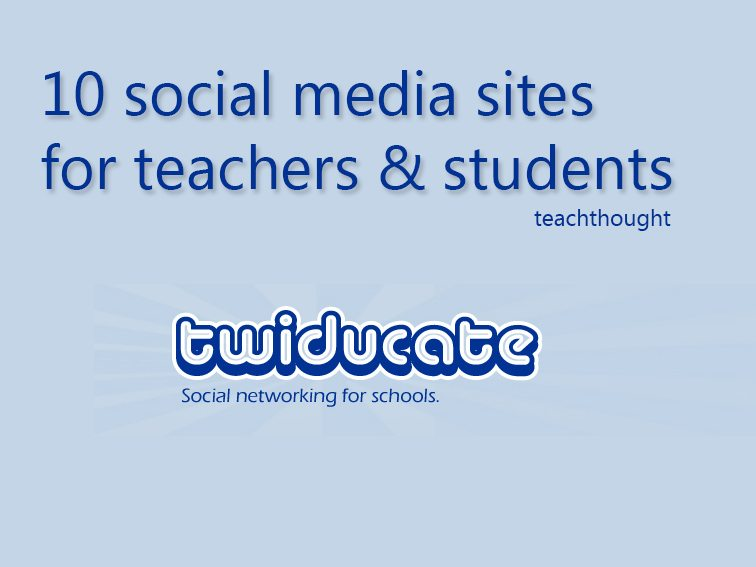 social-media-sites-for-education