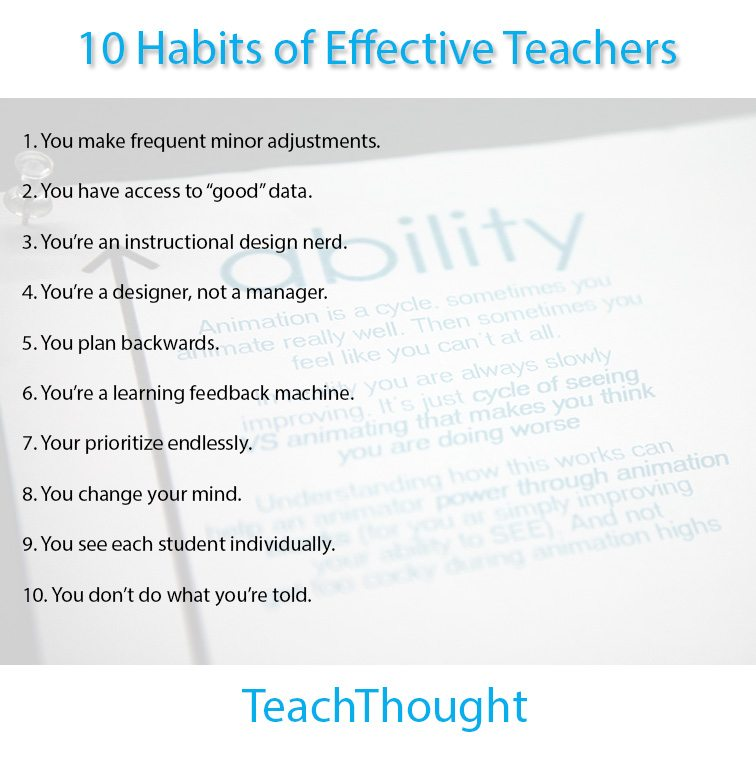 10-habits-of-effective-teachers
