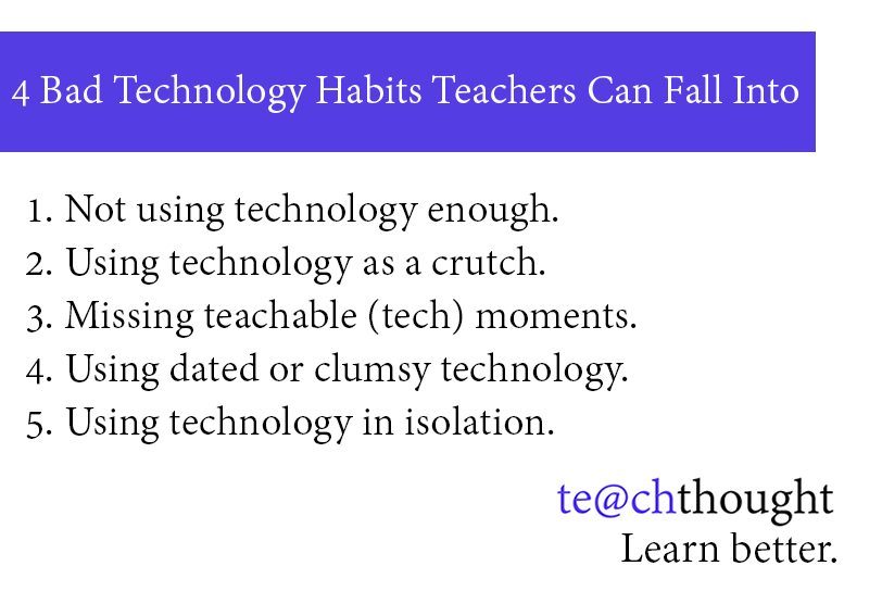5-bad-tech-habits-teachers