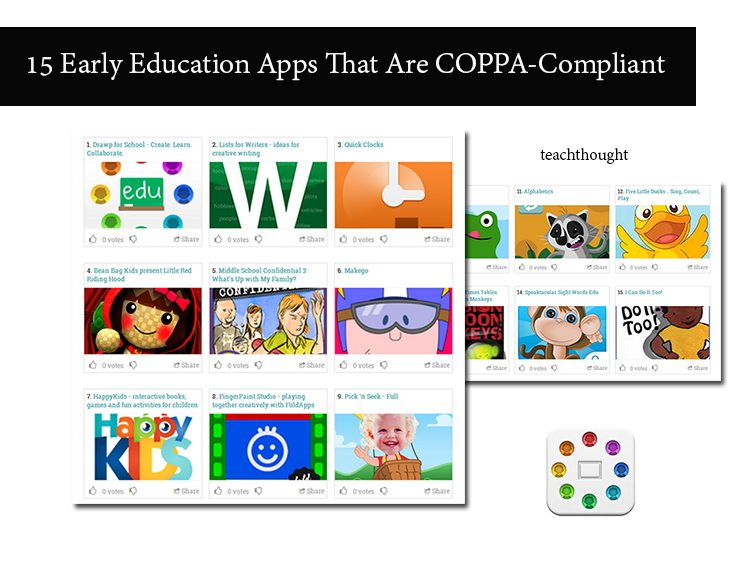 15 Early Education Apps That Are COPPA-Compliant