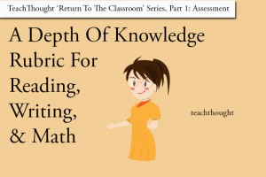 return-to-classroom-depth-of-knowledge-rubric-teachthought