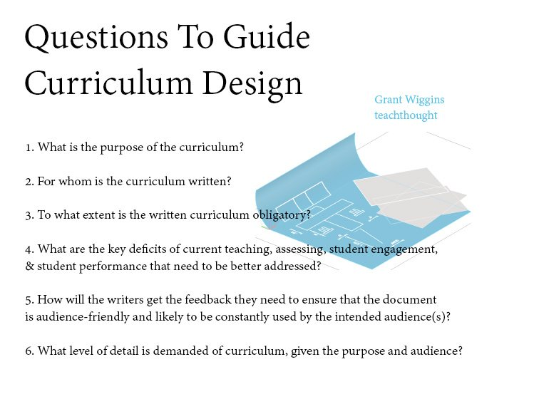 questions-to-guide-curriculum-design